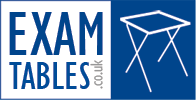 Exam Desks - Hire from £3.75 per week